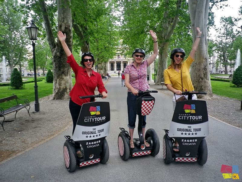 Segway City Tour Zagreb - Gallery